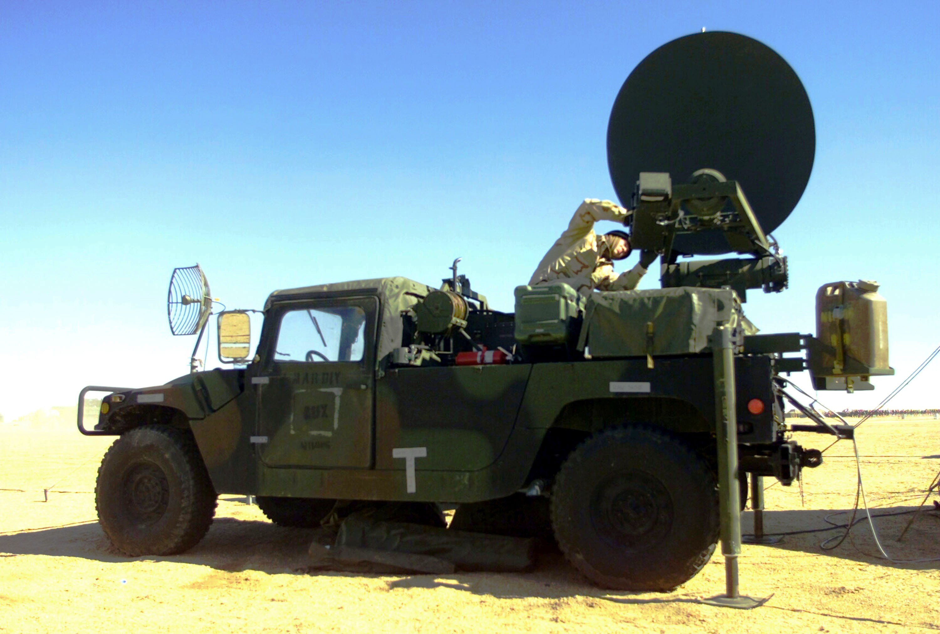 Smart T Dscs Iii Terminal In Iraq on page 3 usmc